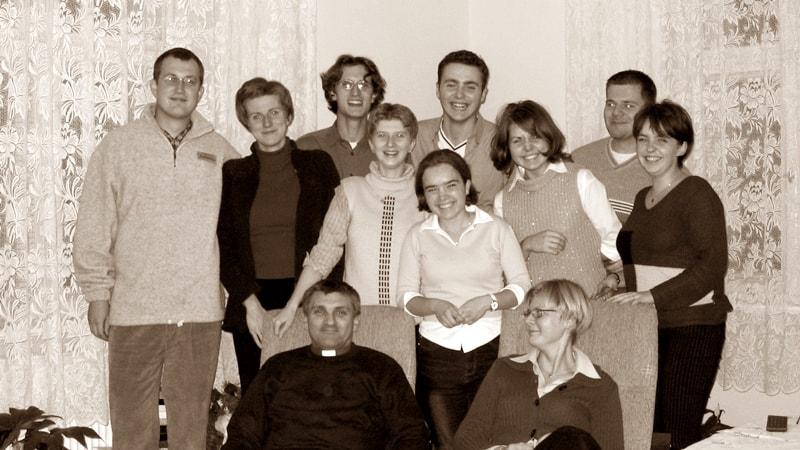 Zarząd Diecezjalny KSM 2003-2005