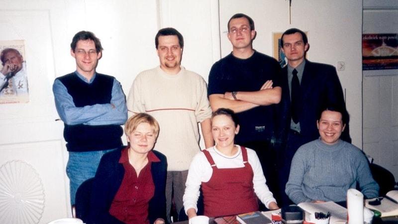Zarząd Diecezjalny KSM 2002-2003