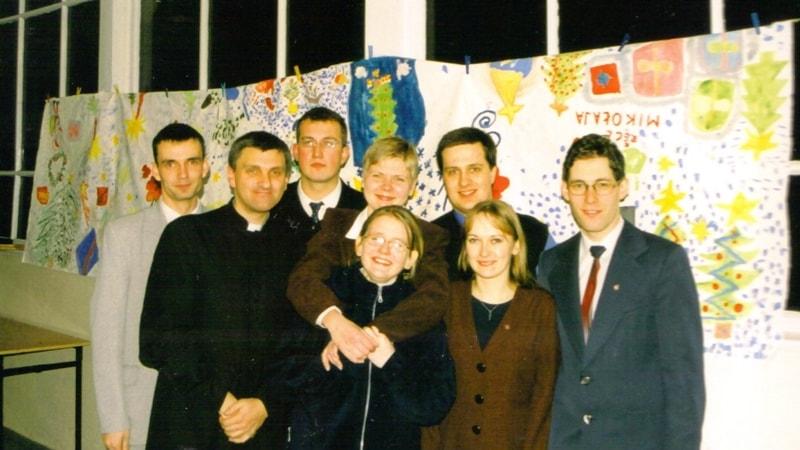 Zarząd Diecezjalny KSM 2001-2002