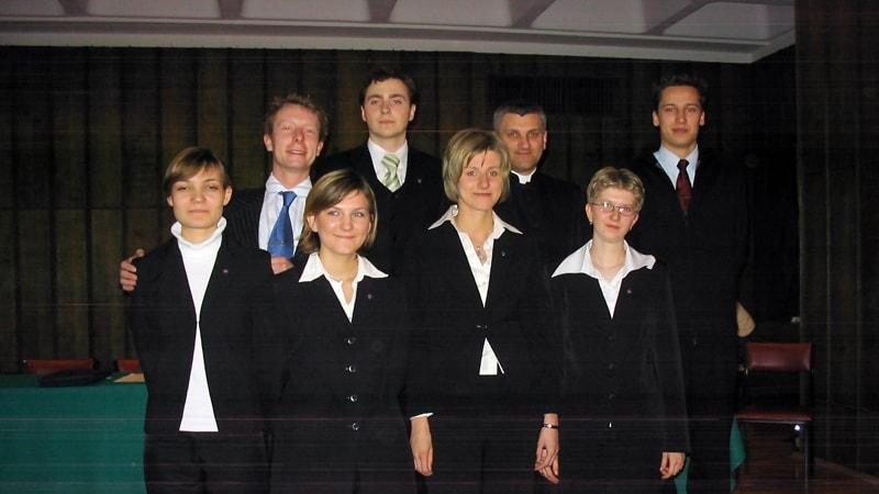 Zarząd Diecezjalny KSM 2005-2006