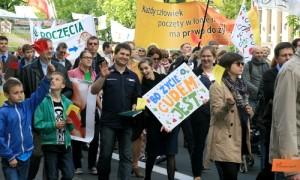 Zrób krok! Marsz dla Życia w Poznaniu