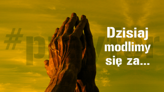 #prayfor Akcja modlitewna KSM