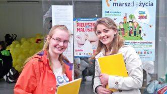 Pieluszka dla Maluszka - akcja charytatywna KSM