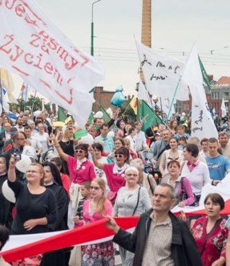 4 tys. osób na Marszu dla Życia!