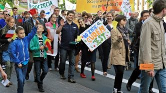 Marsz dla Życia w Poznaniu 2016