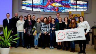 Młodzieżowa Akademia Dziennikarstwa po raz trzeci