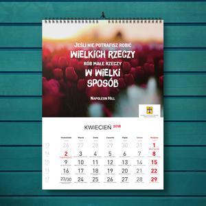 Kalendarz z dobrym słowem