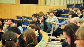 Debata Walentynkowa 2015, fot. Ł. Antczak