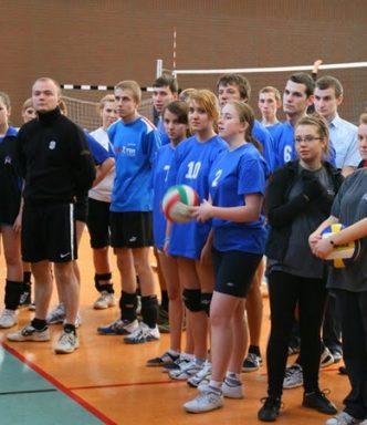 Diecezjalny Turniej Siatkówki