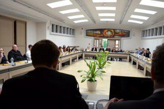 Wybory uzupełniające do Zarządu Diecezjalnego