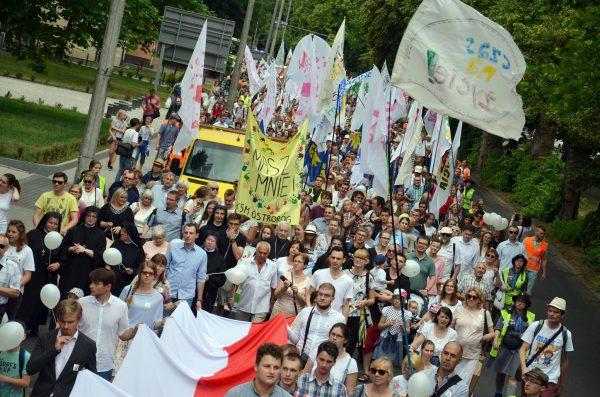 Marsz dla Życia 2018 w Poznaniu - fot. P. Rogal