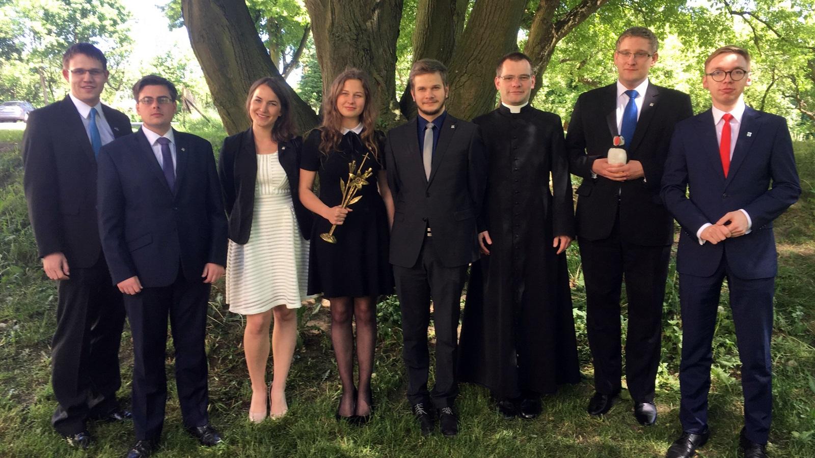 Zarząd Diecezjalny KSM, fot. M. Wytrzyszczak
