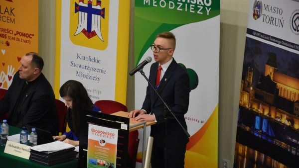 Nowym Z-cą Przewodniczącego Prezydium PKR został druh Tomasz Kasprzak, fot. T. Wnuk