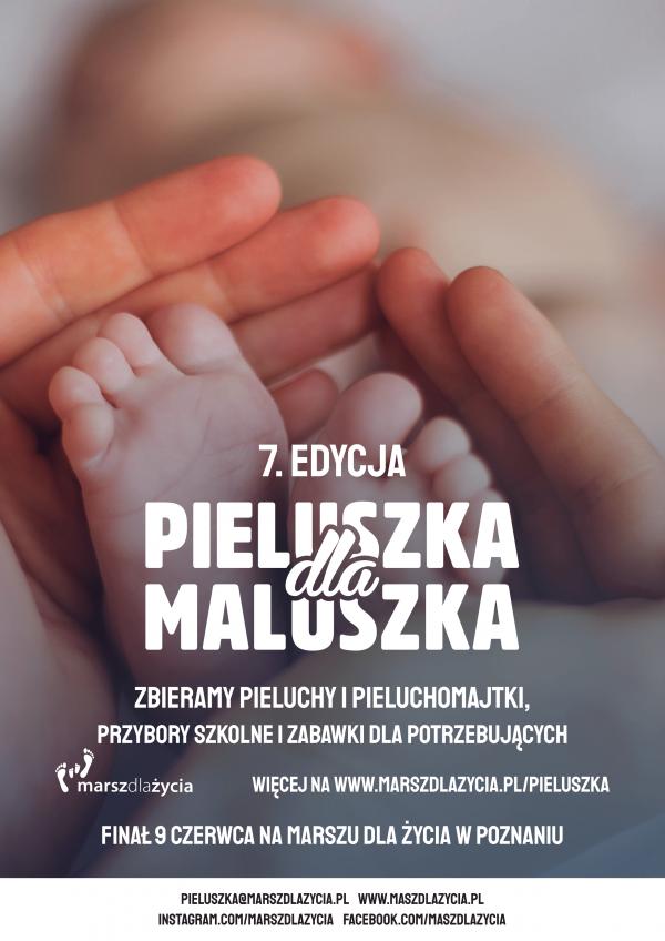 Pieluszka dla Maluszka 2019 - Poznań