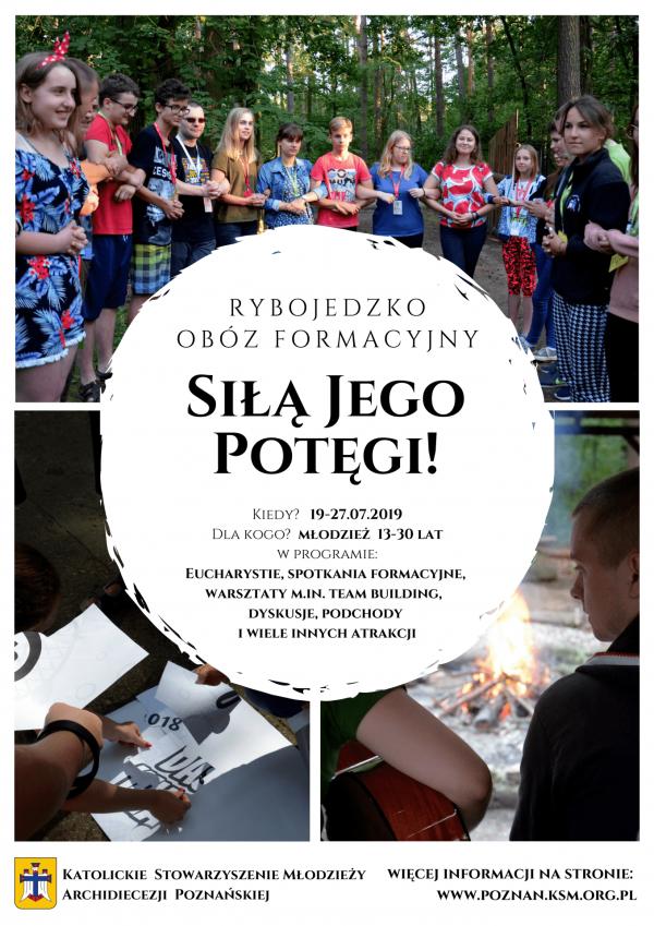 Obóz formacyjny w Rybojedzku